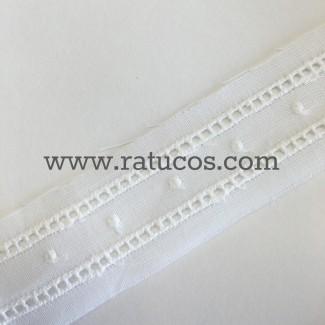 ENTREDOS 1.3 cm , COLORES