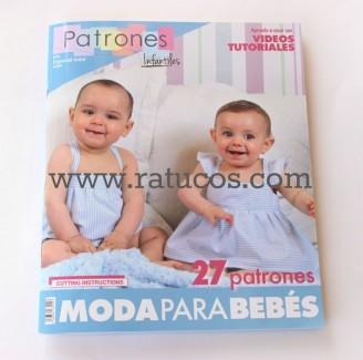 REVISTA ESPECIAL BEBES PATRONES INFANTILES Nº2