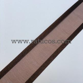 CINTA ORGANDI 2.5 cm, COLORES