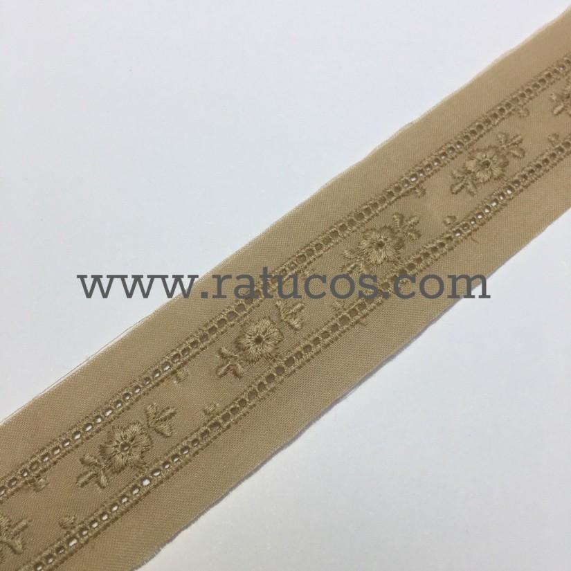 ENTREDOS 3 cm, COLORES, SERIE MARIA