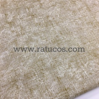 PATCHWORK TOILE BEIGE PAJAROS