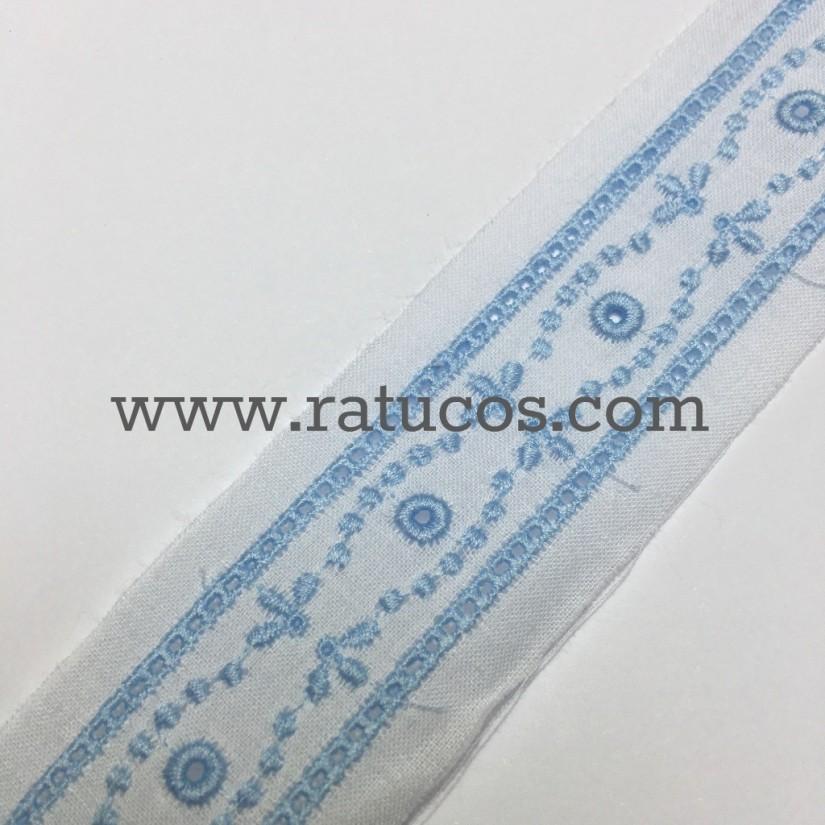 ENTREDOS 3 cm, COLORES, SERIE ILIANA