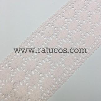 ENTREDOS LANOSO 7.5 cm ROSA