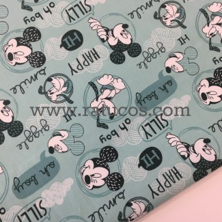 PATCHWORK MICKEY OH BOY 1 MINT