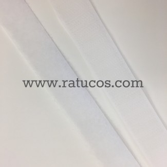 VELCRO PARA COSER 2 cm, COLORES
