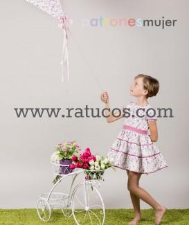 REVISTA PATRONES INFANTILES Nº5 OTOÑO 2017
