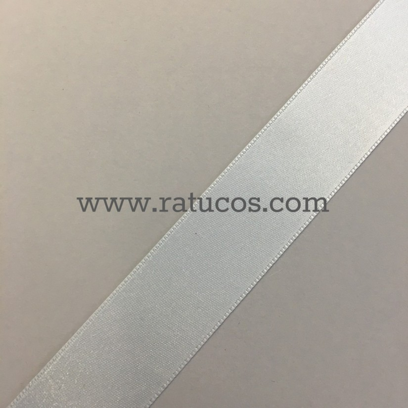 CINTA RASO 2.5 cm, COLORES