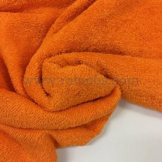 Felpa de rizo para toalla. Tela de ancho 150 cm y 100% algodón. Gramaje: 400 gr/m2
