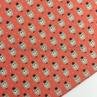 Tela de popelín de ancho 150 cm y composición 100% algodón. Tela con Certifcado Oeko-Tex Standard 100