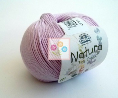 DMC NATURA, ROSE LAYETTE