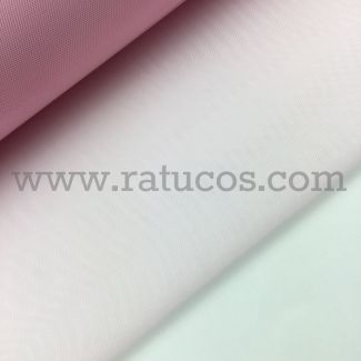 TUL LISO VOLUMEN ROSA CLARO