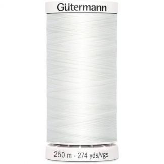 BOBINA 250 m. HILO BLANCO GÜTERMANN COSELOTODO 800