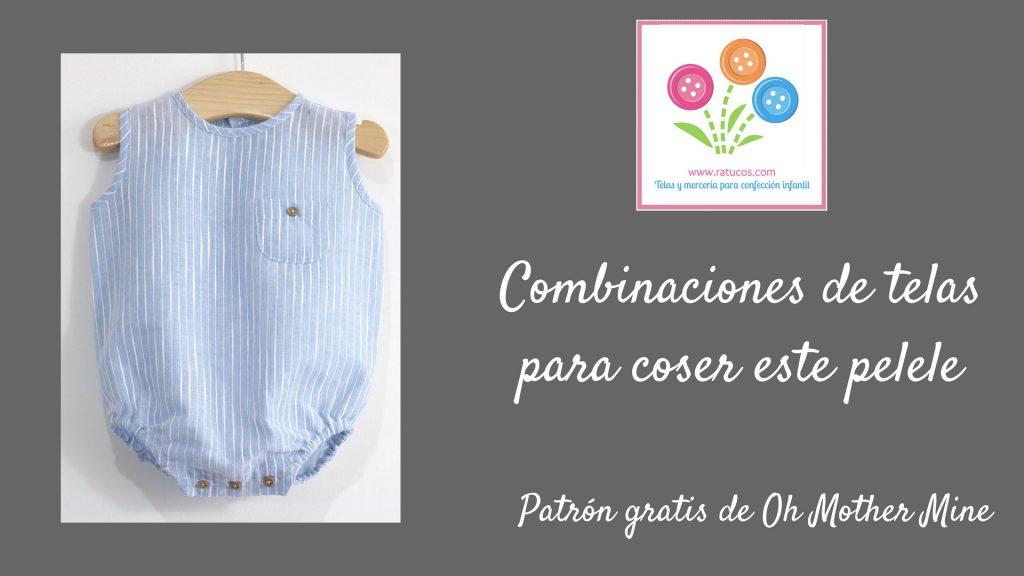 336e03300 Esta semana el blog de costura y patrones gratis «Oh Mother Mine DiY»  publicaba una preciosa ranita de bebé. Por ello, hoy te enseño distintas  opciones de ...