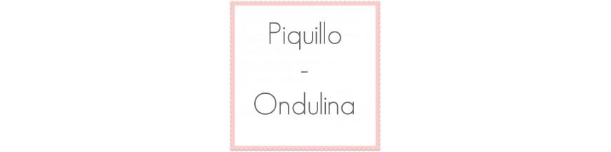 Piquillo Ondulina para confección