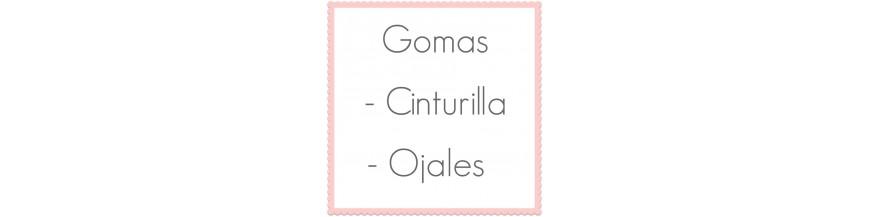 ELASTICOS Y GOMAS