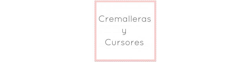 Cremalleras y Cursores